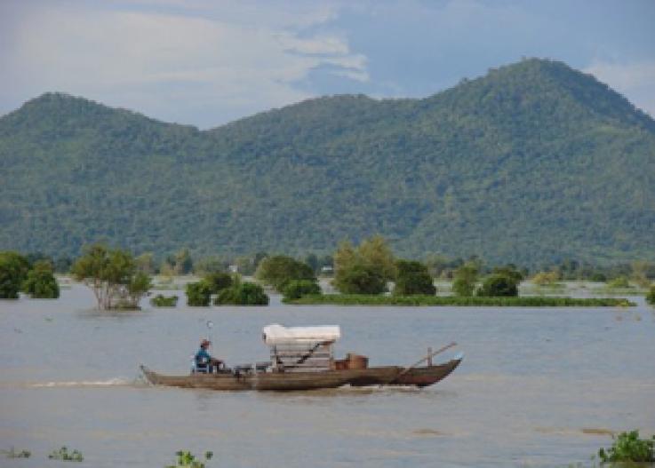 Kong Rei Mountain Cambodia